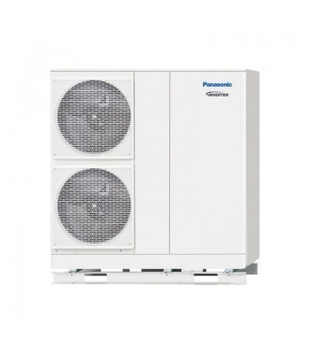 Heating and Cooling Monobloc Panasonic Aquarea Generación H WH-MDC12H6E5