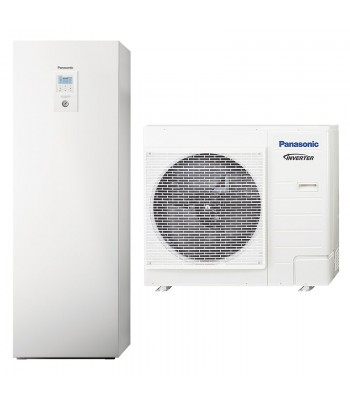 Heating and Cooling Bibloc Panasonic Aquarea All-In-One Compact KIT-ADC07JE5C