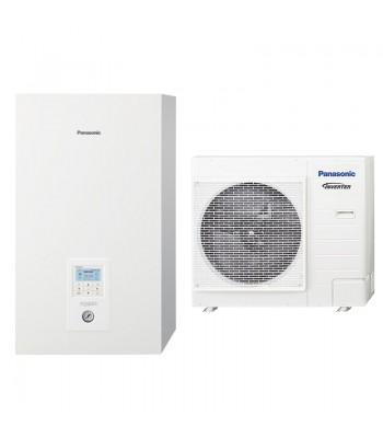 Heating and Cooling Bibloc Panasonic Aquarea Bibloc KIT-WC07JE5