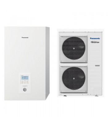 Heating and Cooling Bibloc Panasonic Aquarea Generación H KIT-WC12H9E8-CL