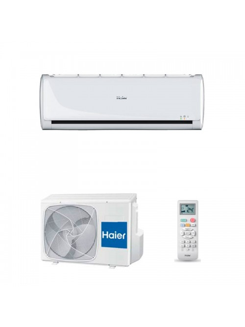 Haier Wall Split Air Conditioner AS25TADHRATH + 1U25BEEFRA