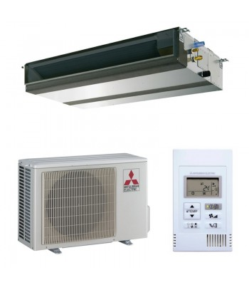 Kanalgeräte Mitsubishi Electric PEAD-M50JA + PUZ-ZM50VKA