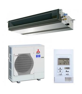 Kanalgeräte Mitsubishi Electric PEAD-M71JA + PUZ-ZM71VHA
