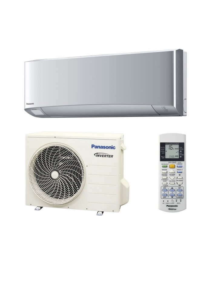 Wall Split AC Air Conditioner Panasonic CS-XZ20VKEW + CU-Z20VKE