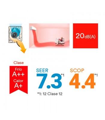 Climatiseur Mural Fujitsu ASYG07KMTA + AOYG07KMTA