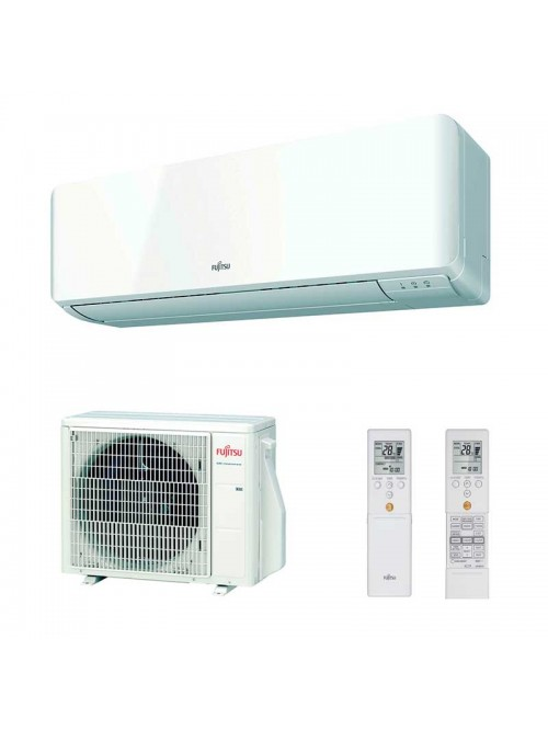 Aire Acondicionado Split de pared Fujitsu ASYG14KMCC + AOYG14KMCC