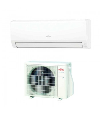 Wall Split AC Air Conditioner Fujitsu ASYG24KLCA + AOYG24KLTA
