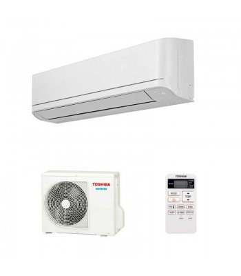 Wall Split AC Air Conditioner Toshiba RAS-B13J2KVG-E + RAS-13J2AVG-E