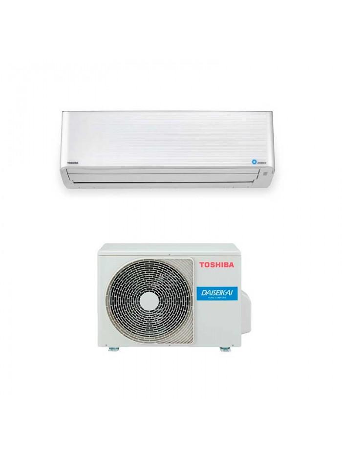 Wall Split AC Air Conditioner Toshiba RAS-10PKVPG-E + RAS-10PAVPG-E