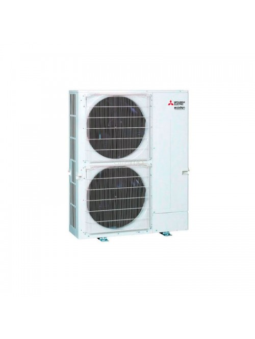 Air-to-Water Heat Pump Systems Heating and Cooling Bibloc Mitsubishi Electric Ecodan Power Inverter PUHZ-SW160YKA