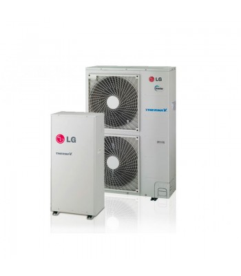 Heat Only Bibloc LG Therma V Split HU161HA.U33+HN1610H.NK3
