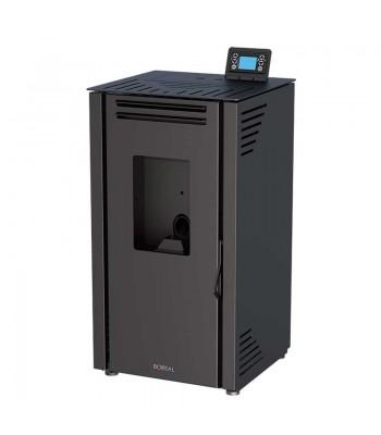 Boréal Pellets 6 kW Noir