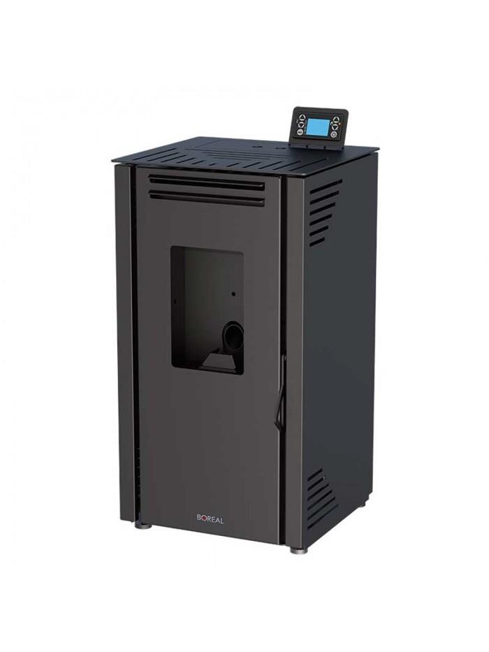 Boreal Pellets 6 kW Negro