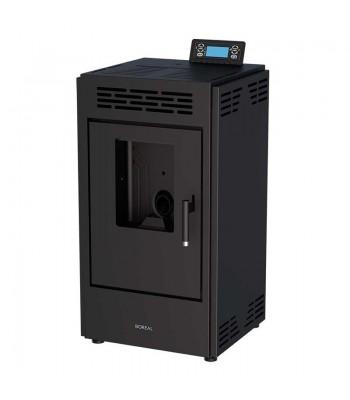 Boreal Pellets 9 kW Negro