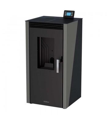 Boreal Pellets 12 kW Grau
