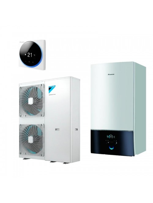 Air-to-Water Heat Pump Systems Heating and Cooling Bibloc Daikin Altherma GABX1625DV