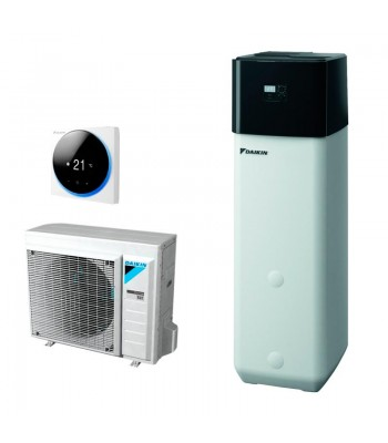 Heating and Cooling Bibloc Daikin Altherma GASX630DS