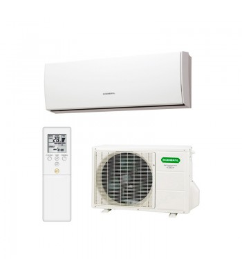 Nordic Wall Split Air Conditioning General ASHG14LTCB + AOHG14LTCN