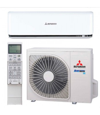 Wall Split Air Conditioning Mitsubishi Heavy Industries SRK20ZSX-WT/B + SRC20ZSX-W