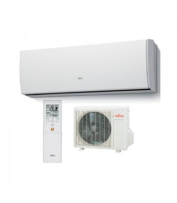 Aire Acondicionado Split Pared Nórdico Fujitsu ASY-G12LTCBN