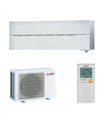 Nordic Wall Split Air Conditioning Mitsubishi Electric MSZ-LN25VG(W) + MUZ-LN25VGHZ