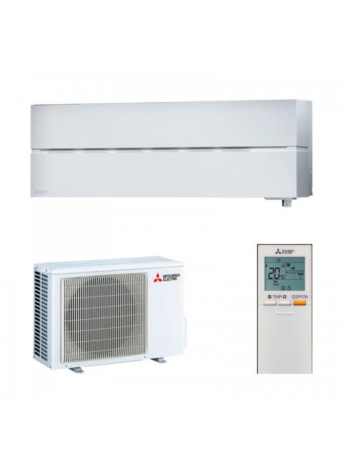 Nordic Wall Split Air Conditioning Mitsubishi Electric MSZ-LN25VG(W) + MUZ-LN25VGHZ