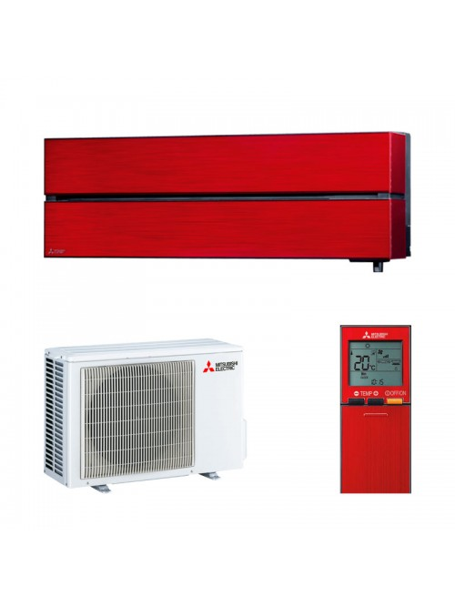Nordic Wall Split Air Conditioning Mitsubishi Electric MSZ-LN25VG(R) + MUZ-LN25VGHZ
