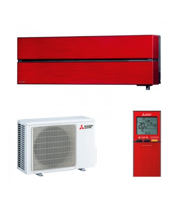 Nordic Split Klimaanlagen Mitsubishi Electric MSZ-LN35VG(R) + MUZ-LN35VGHZ