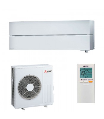 Nordic Split Klimaanlagen Mitsubishi Electric MSZ-LN50VG(W) + MUZ-LN50VGHZ