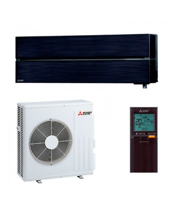Nordic Split Klimaanlagen Mitsubishi Electric MSZ-LN50VG(B) + MUZ-LN50VGHZ