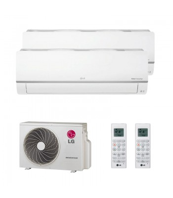 Air conditionné Multi Split LG  R32 09 + 09