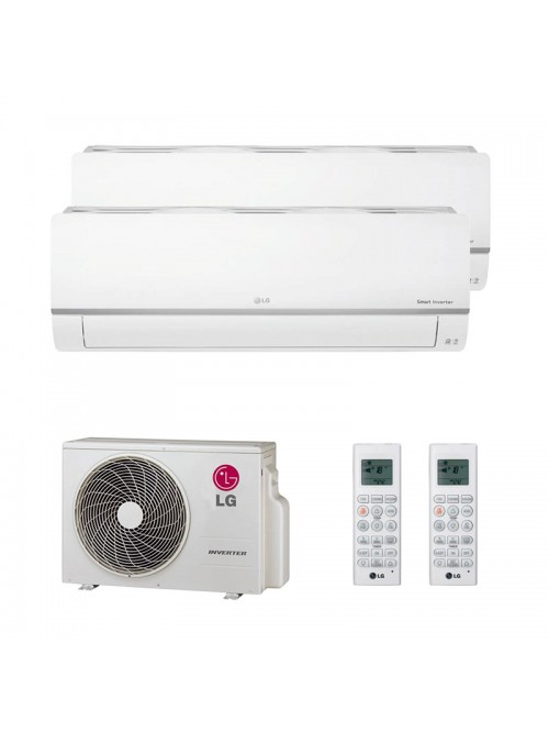Air Conditioner Multi Split LG  R32 09 + 09