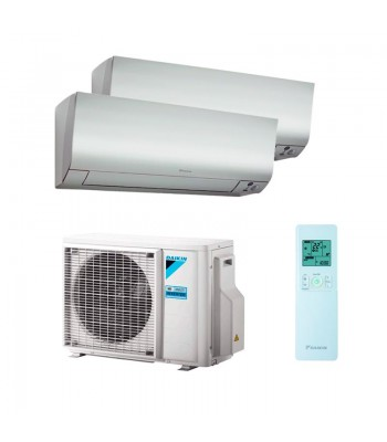 Air Conditionné Multi Split Daikin 2MXM50M+FTXM20N+FTXM35N