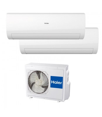 Air Conditioning Multi Split Haier Geos Plus Green 25 + 35