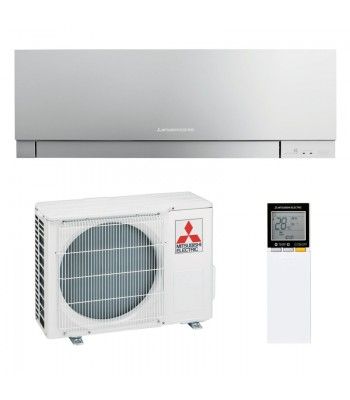 Wall Split AC Air Conditioner Mitsubishi Electric MSZ-EF25VG(K)-S + MUZ-EF25VG