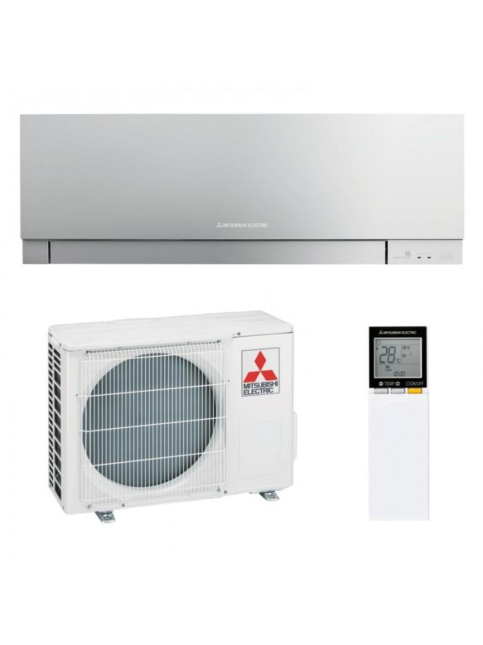 Wall Split Air Conditioner Mitsubishi Electric MSZ-EF25VG(K)-S + MUZ-EF25VG