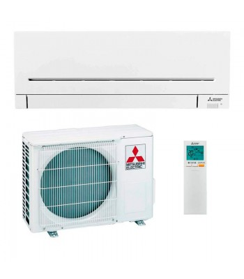 Wall Split Air Conditioner Mitsubishi Electric MSZ-AP25VG(K) + MUZ-AP25VG