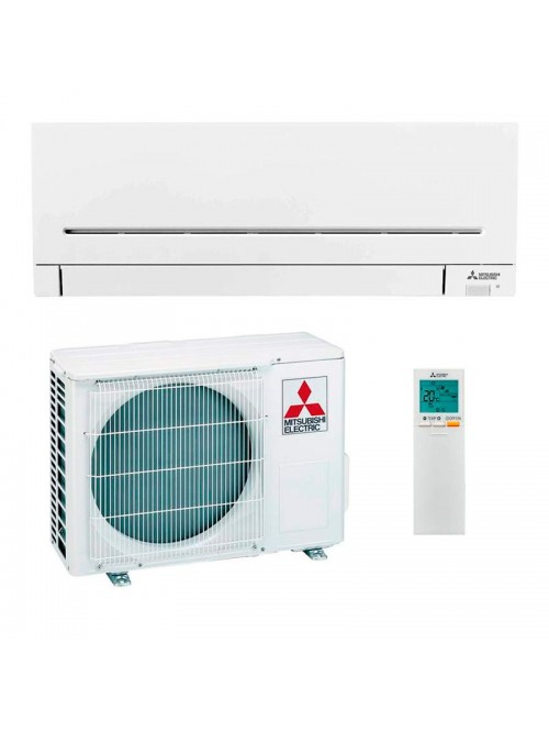 Wall Split AC Air Conditioner Mitsubishi Electric MSZ-AP35VG(K) + MUZ-AP35VG