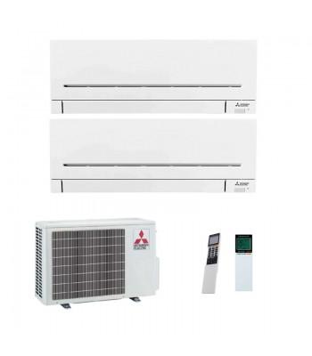 Airconditioning Multi Split Mitsubishi Electric MXZ-2F53VF + MSZ-AP25VGK + MSZ-AP35VGK