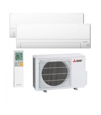 Air Conditionné Multi Split Mitsubishi Electric MXZ-2F42VF + MSZ-BT25VGK + MSZ-BT35VGK
