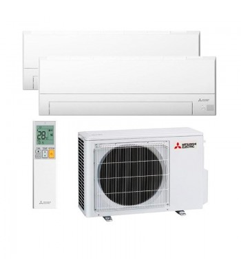 Air Conditionné Multi Split Mitsubishi Electric MXZ-2F53VF + MSZ-BT25VGK + MSZ-BT35VGK