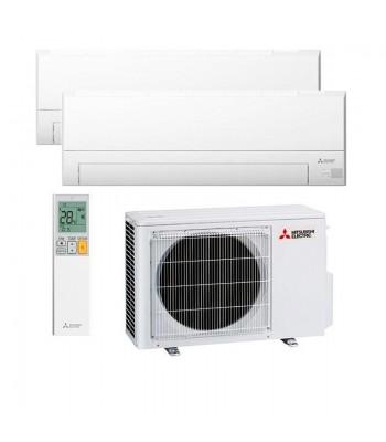 Airconditioning Multi Split Mitsubishi Electric MXZ-2F53VF + MSZ-BT25VGK + MSZ-BT35VGK
