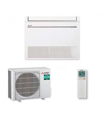 Airconditioning Vloer Mitsubishi Elektrisch MFZ-KT25VG + SUZ-M25VA