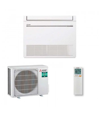 Climatisation au sol Mitsubishi Electric MFZ-KT25VG + SUZ-M25VA