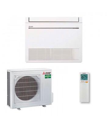 Airconditioning Vloer Mitsubishi Elektrisch MFZ-KT50VG + SUZ-M50VA