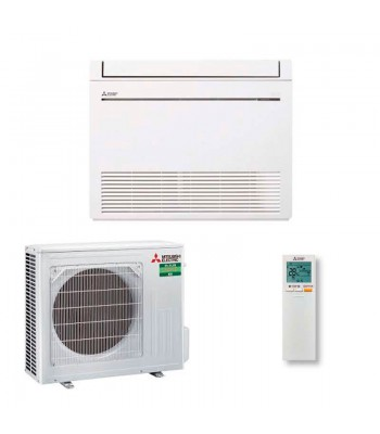 Climatisation au sol Mitsubishi Electric MFZ-KT50VG + SUZ-M50VA