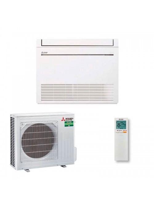 Floor Standing Air Conditioner Mitsubishi Electric MFZ-KT50VG + SUZ-M50VA