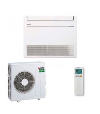 Climatisation au sol Mitsubishi Electric MFZ-KT60VG + SUZ-M60VA