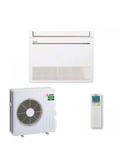 Boden-Dach Klimaanlage Mitsubishi Electric MFZ-KT60VG + SUZ-M60VA