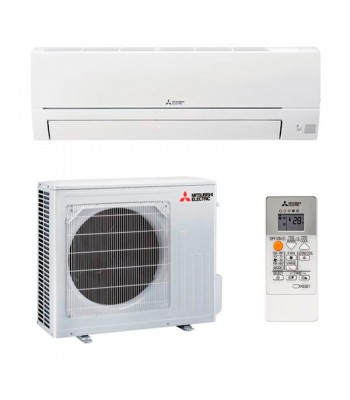 Wall Split Air Conditioner Mitsubishi Electric MSZ-HR71VF + MUZ-HR71VF